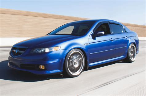 acura tl types s modified 2007 acura tl type s one take