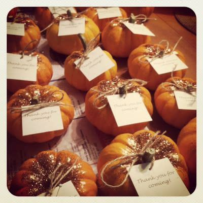 Pumpkin Favors by Change To White Pumpkins With Navy Glitter For Boy Baby