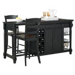 black kitchen island with stools 21 beautiful kitchen islands and mobile island benches