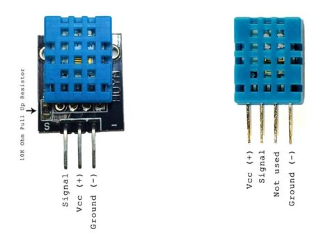 Pinset Up Curve Type how to set up the dht11 humidity sensor on an arduino