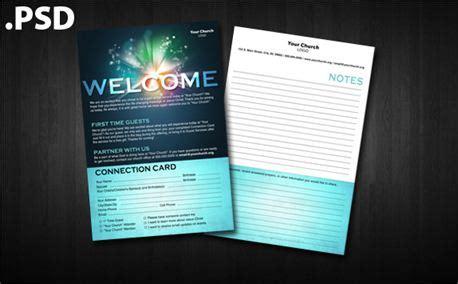 Media Worship Guide Template Psd Creationswap Contemporary Church Bulletin Templates