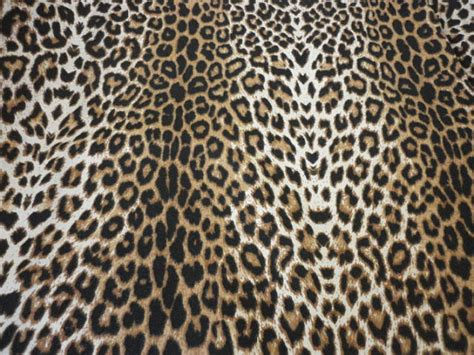 animal print outdoor fabric cotton upholstery fabric leopard animal print by