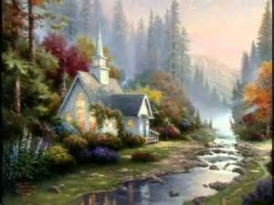 home interiors kinkade prints an american artist the story of kinkade