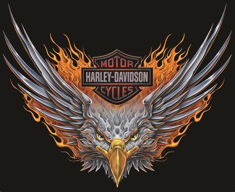 harley davidson eagle tattoo designs harley davidson shield for bullgallery