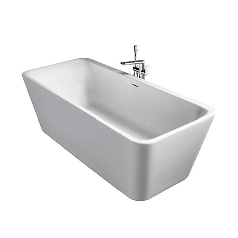 ended shower bath ideal standard e3981 freestanding ended bathtub 180x80cm