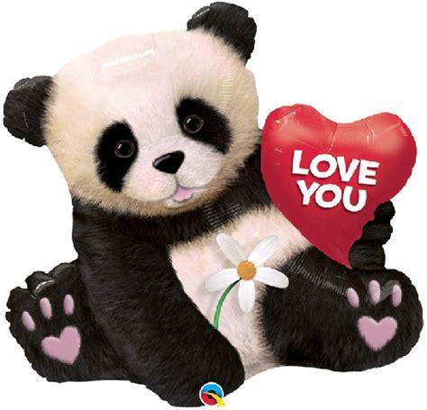 imagenes te amo oso osos panda animados de amor imagui