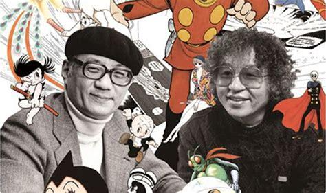009 1 2 Osamu Tezuka crunchyroll broadcast library hosts quot tezuka ishinomori