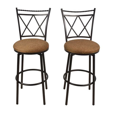 2nd hand bar stools counter height stools on a budget