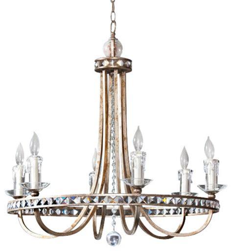 af lighting 7451 6h candice aristocrat chandelier