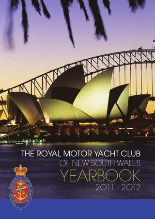 yacht club wunulla road issuu rmyc 2012 lowres2 by executive media