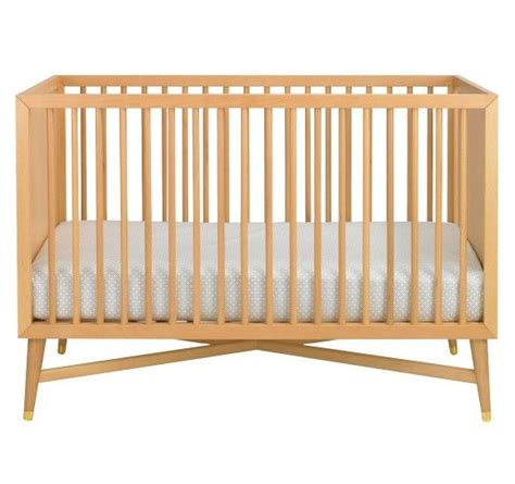 dwell studio mid century crib our mcm home