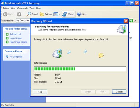 format cd ntfs filegets diskinternals ntfs recovery screenshot ntfs is