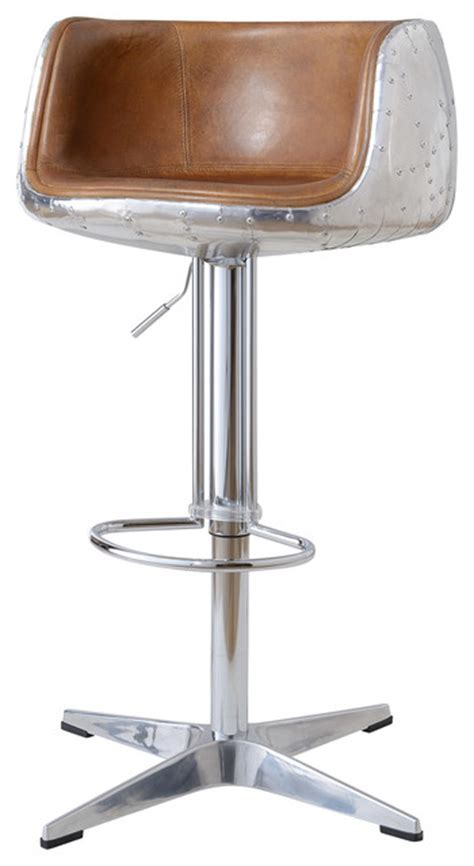 leather counter height bar stools aviator adjustable height bar stool leather and metal industrial bar stools and counter