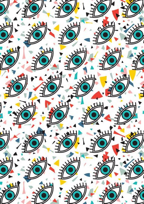 eye pattern pinterest evil eyes art print backgrounds pinterest evil eye