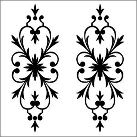Glass Door Etching Stencils 38 Best Embroidery Patterns Fleur De Lis Images On Crowns Crown Jewels And