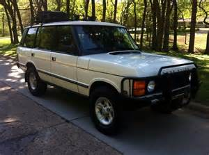 sell used 1995 range rover classic county lwb 2 quot procomp