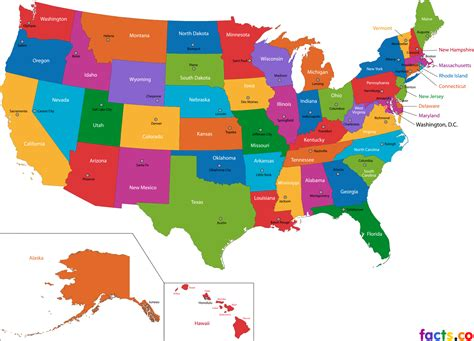 map of usa states only map of usa states only