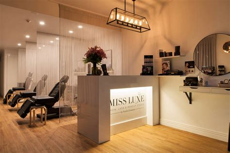 luxe brow lash  makeup studio