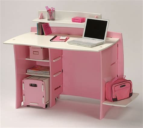 Children S Computer Desk Furniture Inspiring Cheap Desks Cheap Desks Youth Desk White And Pink Color