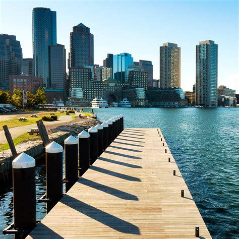 best boston hotels best hotels near boston harbor travel leisure
