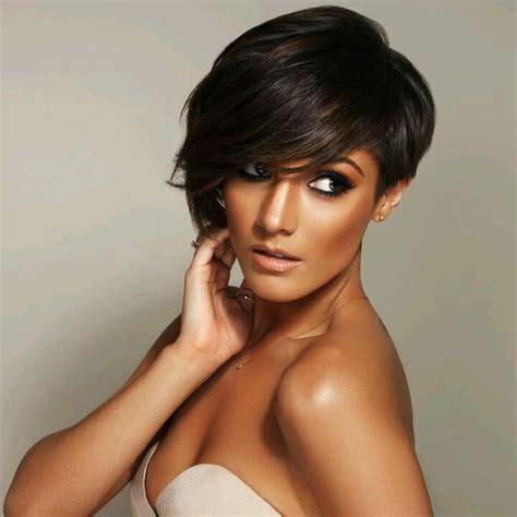 short sexy hairstyles africanseer com 1000 ideas about feminine short hair on pinterest