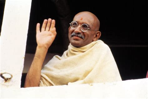 biography of mahatma gandhi movie ben kingsley gandhi actors who won oscars for playing