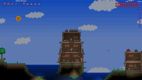 Blueprints Of A House by Terraria Can Npc Houses Have Two Doors Arqade