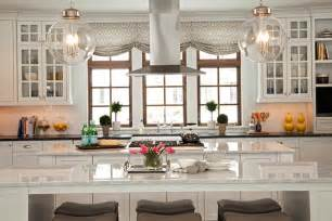 double kitchen islands transitional studio interiors steel island mount range hood with cfm kitchensource