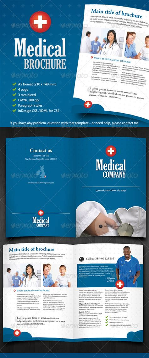 informational booklet template brochure graphicriver