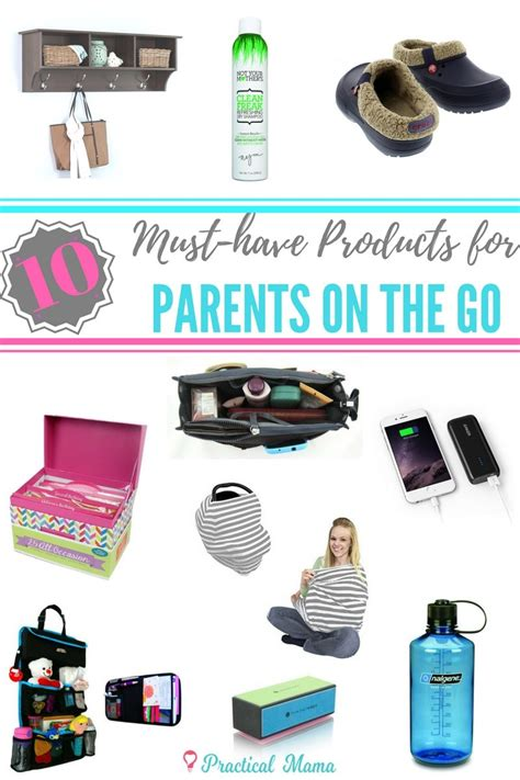 Parenting You Must Products For Busy by 10 Must Products For Parents On The Go Practical