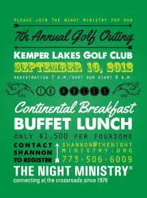 Golf Outing Flyer Template by Golf Outing Flyer On Behance