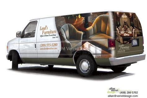 Design A Custom Home van and sprinter wraps verret design
