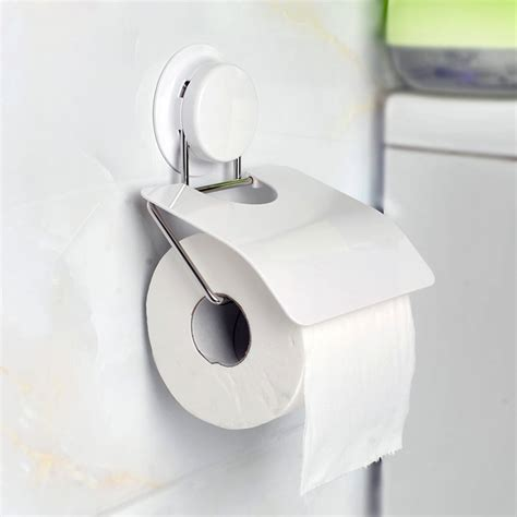 toilet paper roll holder suction cup wall mounted toilet paper holders roll holder