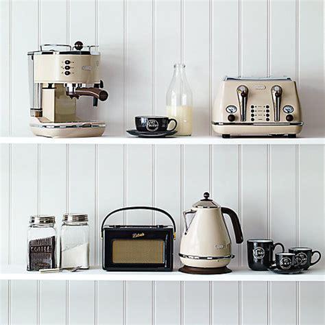 Breville Cream Toaster Buy De Longhi Ctov4003bg Vintage Icona Toaster 4 Slice