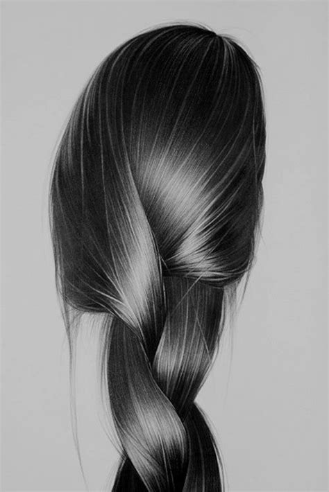 Drawing 4 Fall Hairstyles by 40 Best Hair Sketches Images On To Draw