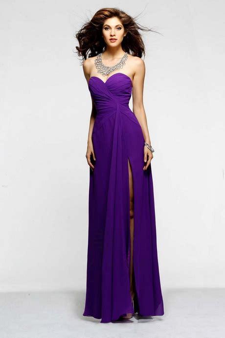 Bj Side Line Dress Purple purple dresses for wedding guests