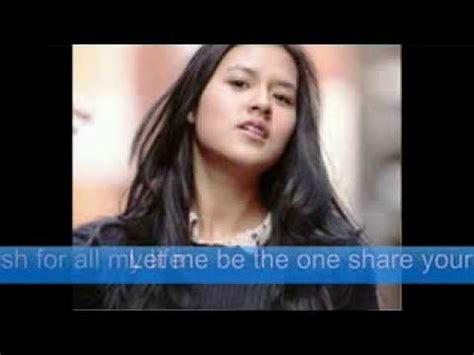 raisa let me be i do instrumental raisa let me be i do lirik youtube