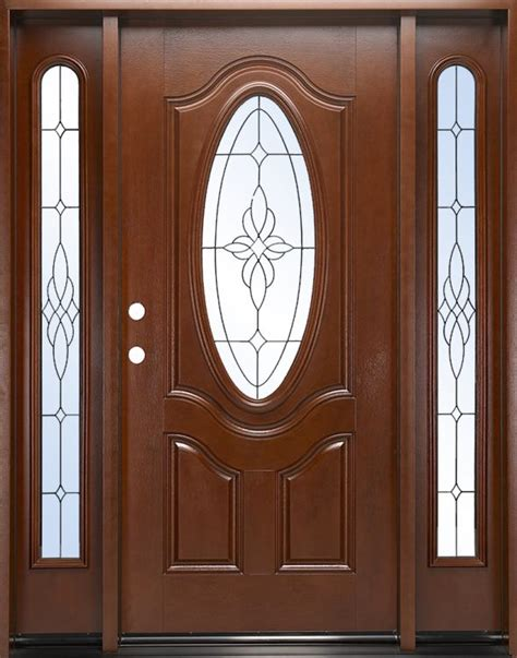 Prefinished Exterior Doors Prefinished Fiberglass Exterior Door Builders Surplus