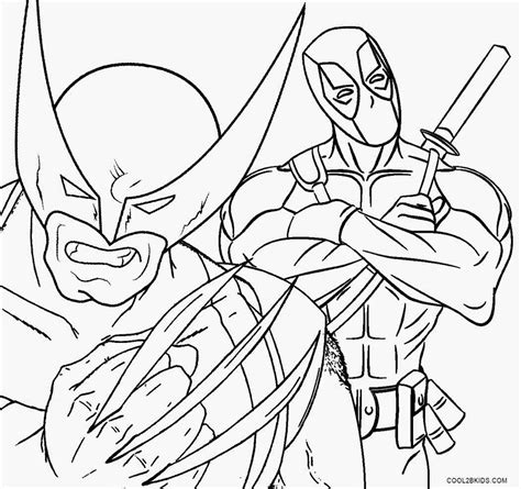 wolverine lego coloring page printable wolverine coloring pages for kids cool2bkids