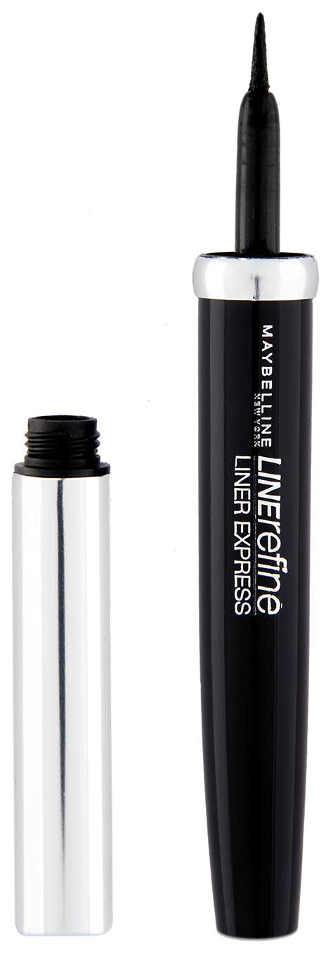 Maybelline Liner maybelline liner express eye liner black 13g