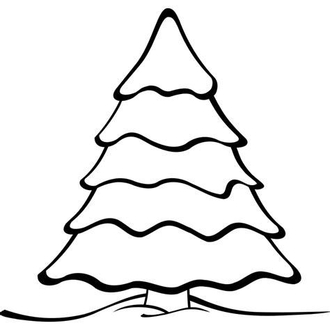 Image Outline by Tree Outline Image Cliparts Co