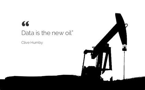 The New - data is the new