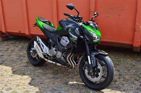 E Motorrad Umbau by Umgebautes Motorrad Kawasaki Z 800 E Von Motorrad Schenk