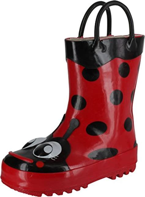 ladybug boots boots for and bogs hello and ladybugs