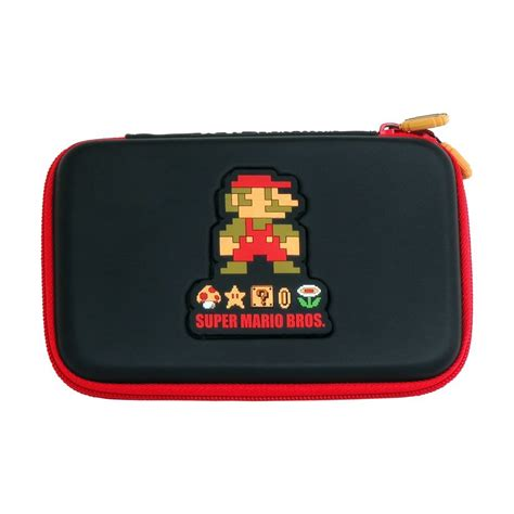 Hori Pouch For New 3ds Xl hori retro mario pouch for new 3ds xl and nintendo 3ds xl