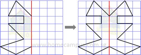 pattern maker singapore symmetric figures shapes and patterns home cus
