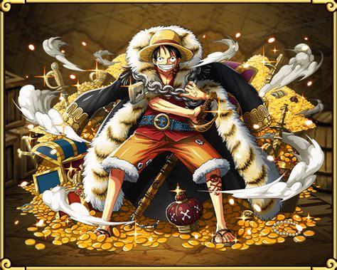 Luffy Pirate monkey d luffy voyage log straw hat one