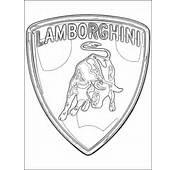 Op Deze Pagina Ziet U Een Figuur Met Het Logo Van Lamborghini