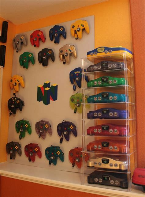 n64 room of retro gaming album on imgur
