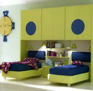 Childrens Bedrooms 12 Bright And Colorful Design Inspiration For Kids